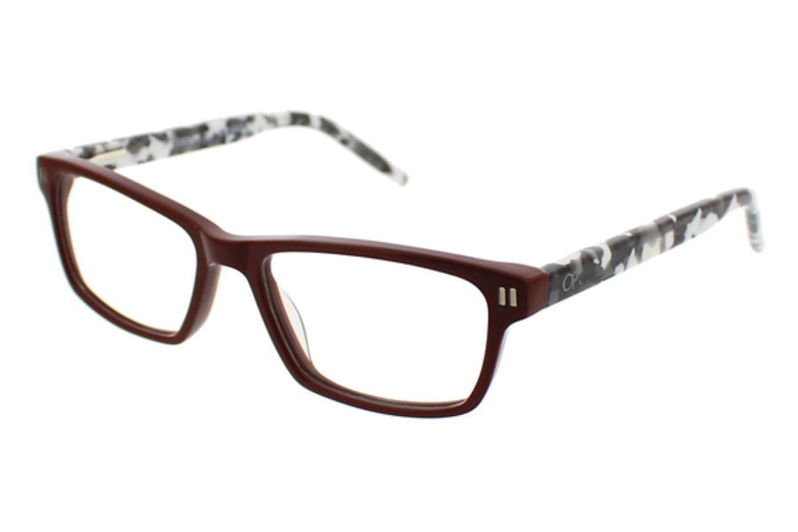 OP-Ocean Pacific Kids OP 852 Eyeglasses in Merlot