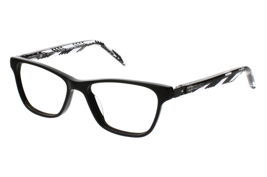 OP-Ocean Pacific Kids OP 864 Eyeglasses in Black