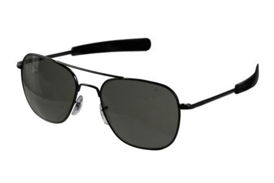 02bcd5550fcc ... AO Eyewear Original Pilot Charcoal/Black (Bayonet Temples) Sunglasses  in AO Eyewear Original ...