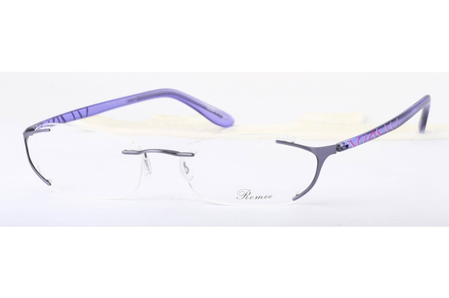 Romeo 8008 Eyeglasses in Purple
