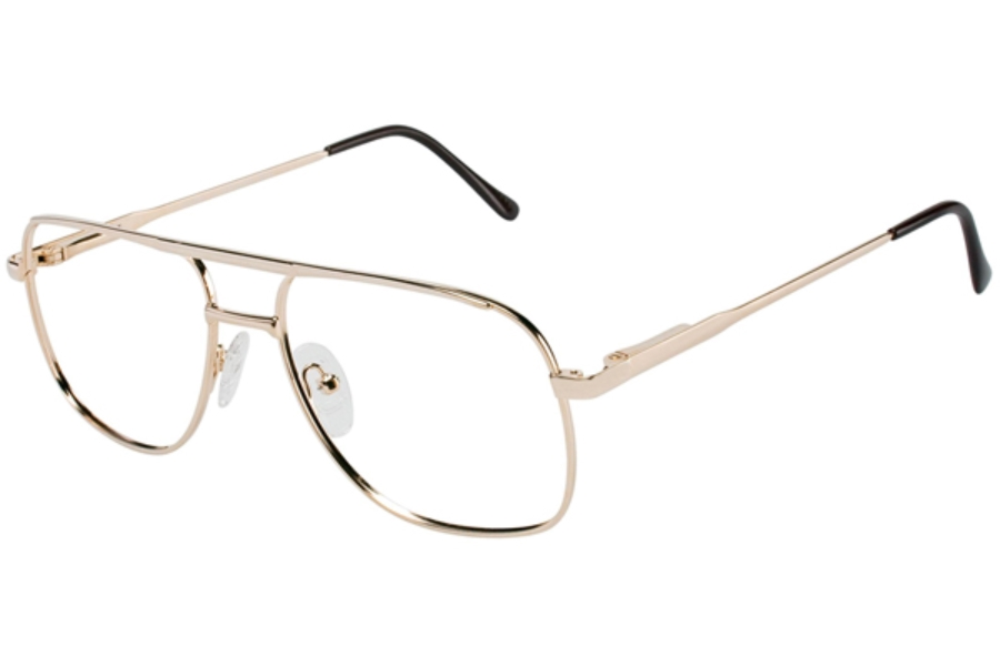 Durango Series Parker Eyeglasses in C-1 Yellow Gold (Discontinued)