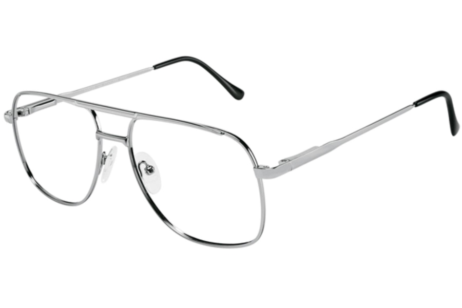 Durango Series Parker Eyeglasses in C-2 Gunmetal (60-18-150)