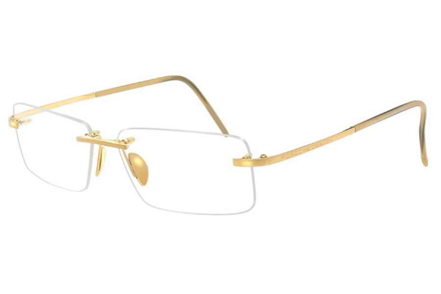eae9915f3d9 ... Porsche Design P 8124 S2 18KT Gold Eyeglasses in Porsche Design P 8124  S2 18KT Gold ...