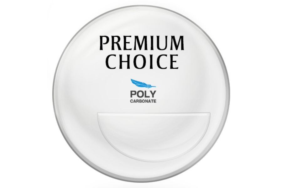 Premium Choice Polycarbonate Bi-Focal FT-35 Lenses in Premium Choice Polycarbonate Bi-Focal FT-35 Lenses