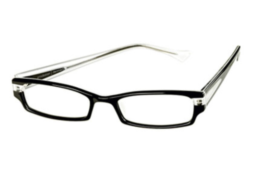 323e8a6486e6 ProDesign Denmark 4629 Eyeglasses in 6032 - Shiny Dark Black ...