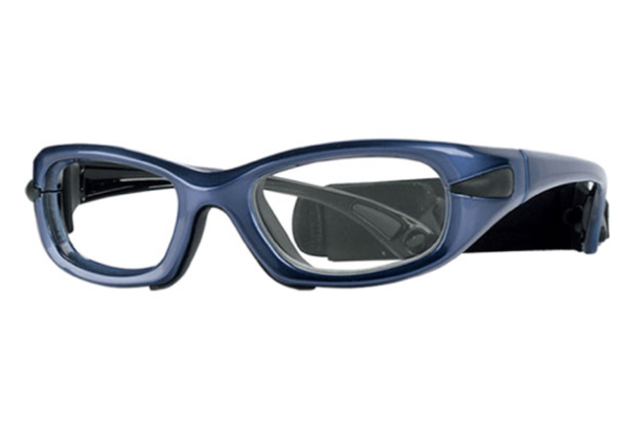 Progear Eyeguard EG-L 1030 Goggles in Shiny Metallic Blue