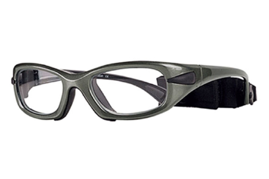 Progear Eyeguard EG-M 1020 Goggles in Shiny Metallic Grey