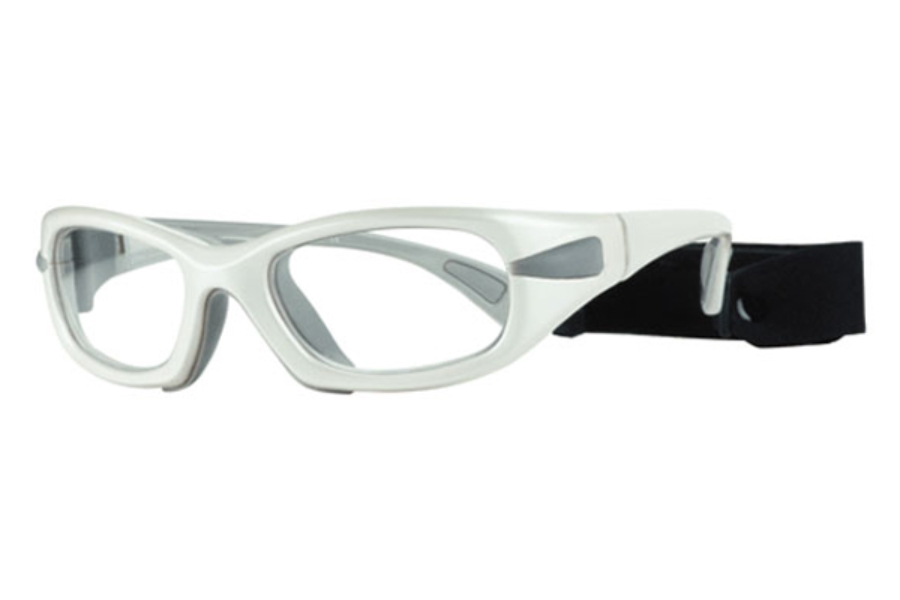 Progear Eyeguard EG-M 1020 Goggles in Shiny Pearl White