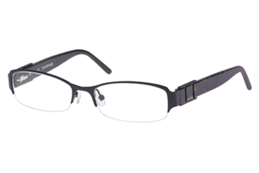 Rampage R 136 Eyeglasses in Satin Black