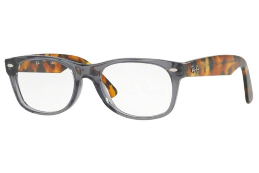 b77b372ec3 ... Ray-Ban RX 5184 WAYFARER Eyeglasses in 5629 Opal Grey ...