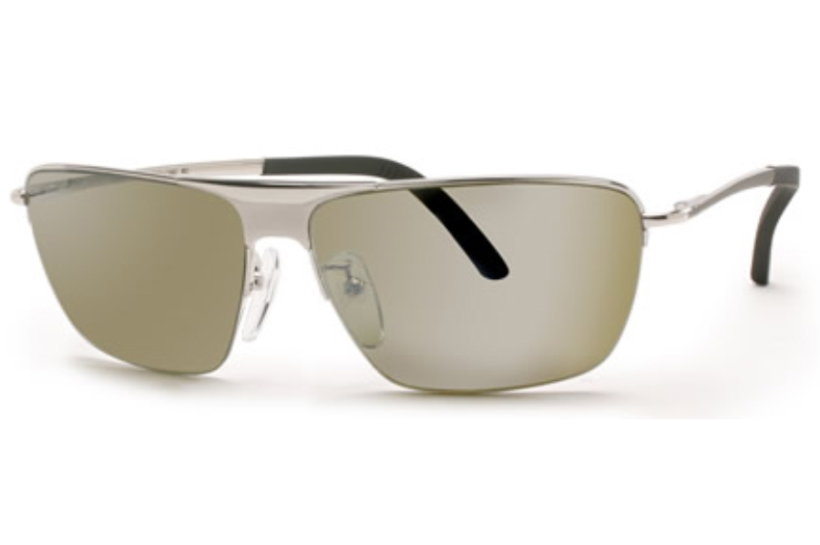 Rec Specs Par Sunglasses in Silver