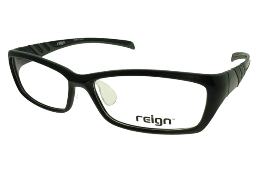 Reign R3031 Eyeglasses in Black