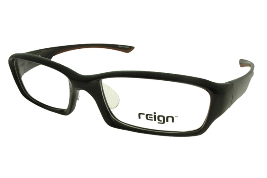 Reign R3033 Eyeglasses in Black