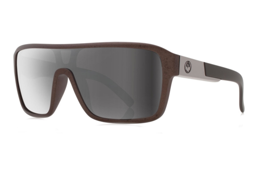 Dragon DR REMIX 1 Sunglasses in Copper Marble / Silver Ion