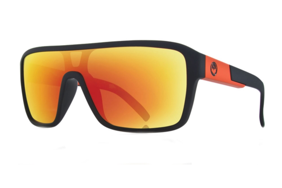 Dragon DR REMIX 1 Sunglasses in Owen Wright / Red Ion Performance Polar