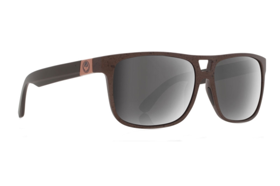 Dragon ROADBLOCK Sunglasses in Copper Marble / Silver Ion
