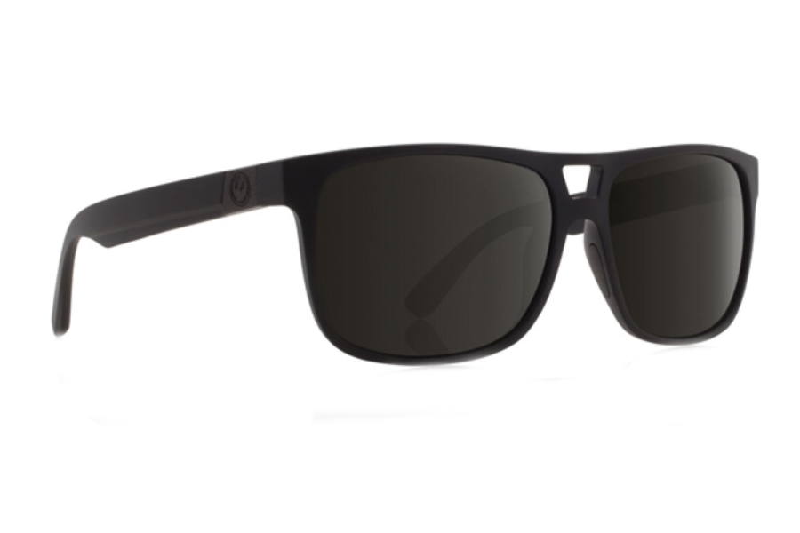 Dragon ROADBLOCK Sunglasses in Matte Black / Grey
