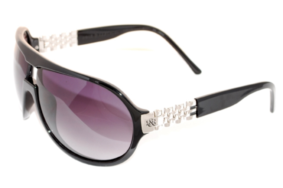 Rock & Republic RR500 Sunglasses in (01) Black