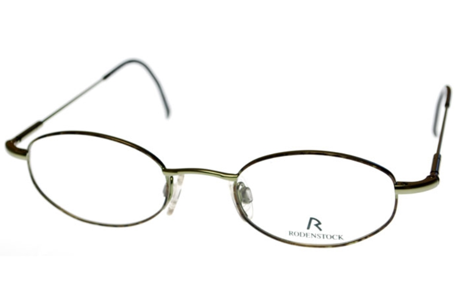 Rodenstock 4259 Eyeglasses in D.PEWTER/HAVANNA