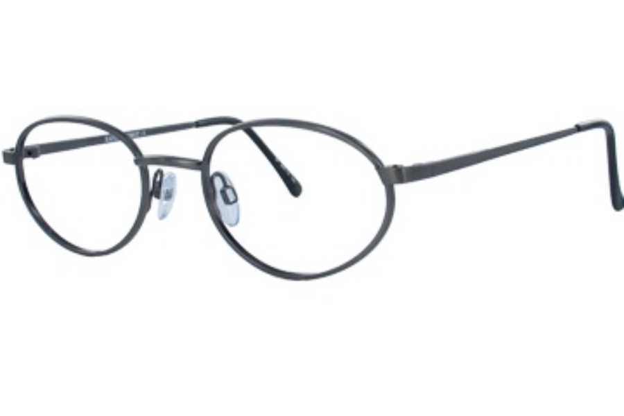 Safety First SF 420 Eyeglasses in Gunmetal