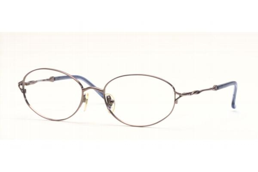 Sferoflex SF 4408T Eyeglasses in (4070) PEWTER/BLUE