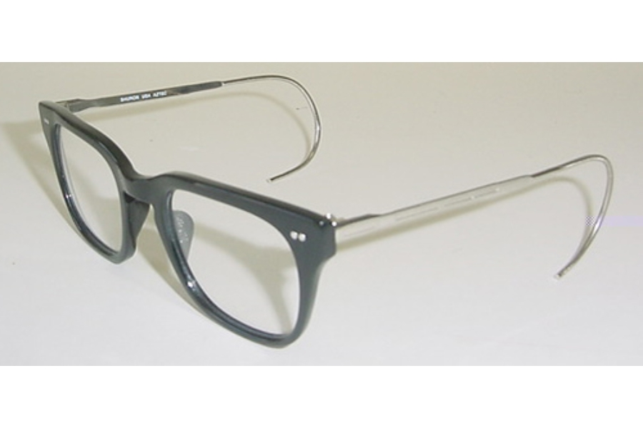 8c62837eb409 Shuron Sidewinder w/ Aztec Cable Temples Eyeglasses in Shuron Sidewinder w/  Aztec Cable Temples ...