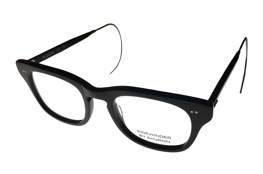 6d7b2c88be2c Shuron Sidewinder w/ Relaxo Cable Temples Eyeglasses | FREE Shipping