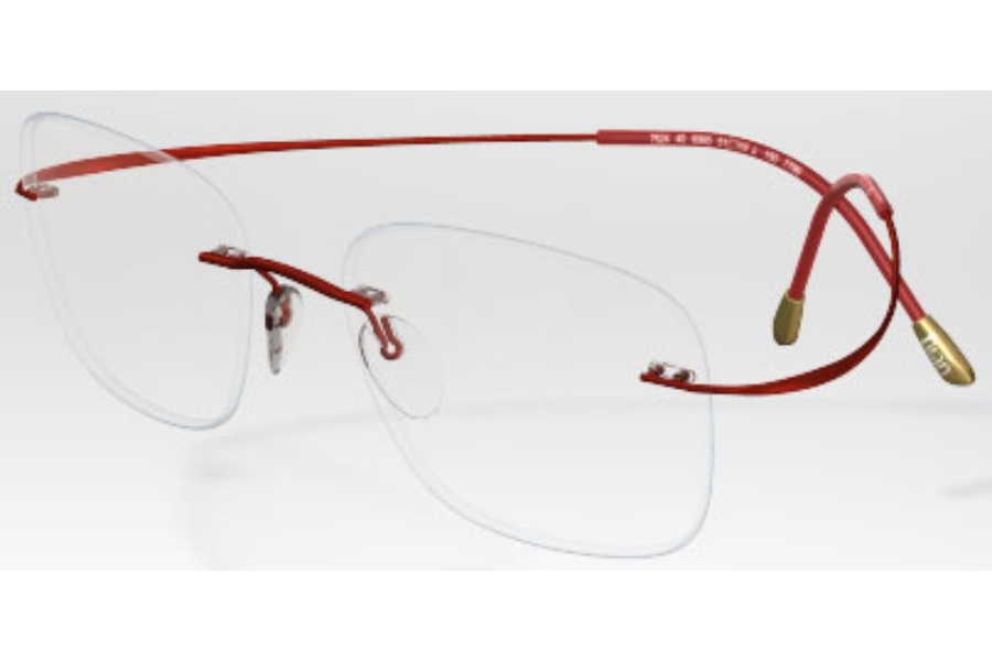 4cf1516e488d Silhouette 7610 (7799 Chassis) Eyeglasses | FREE Shipping - SOLD OUT