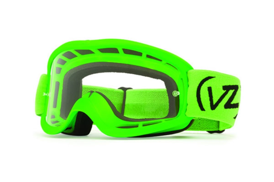 Von Zipper Sizzle Mx Goggles in LIX Snakey / Clear