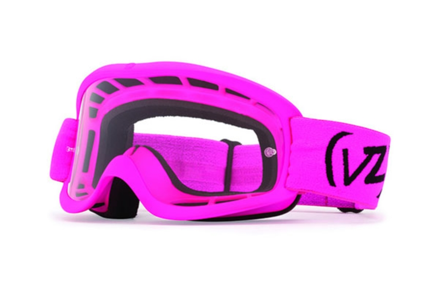 Von Zipper Sizzle Mx Goggles in PPK Pop Pink