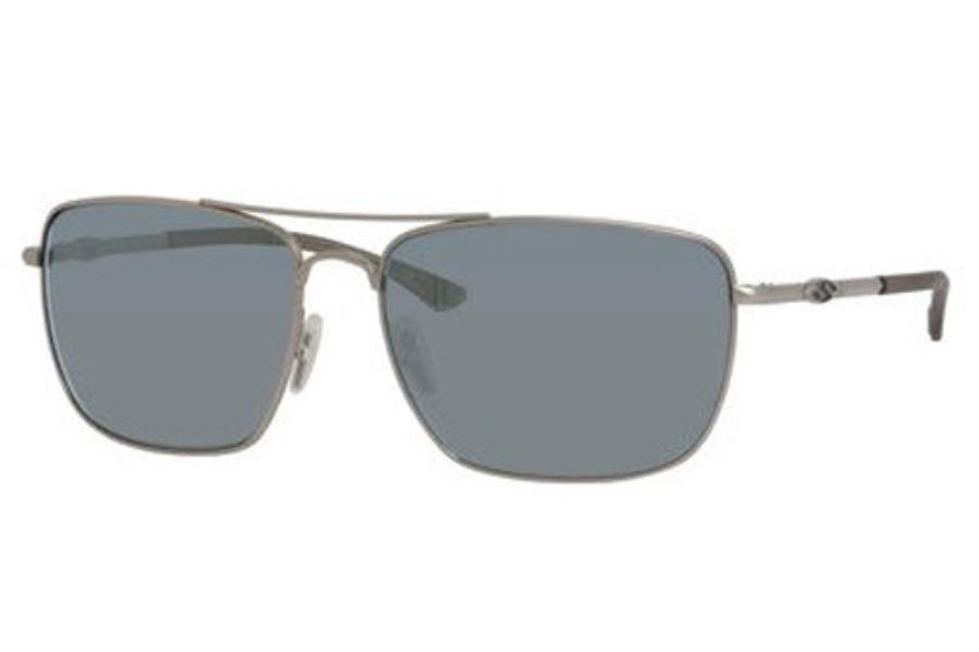 9923070dbd1 Smith Optics Nomad RX Sunglasses in 0011 Matte Silver (99 transparent lens)  ...