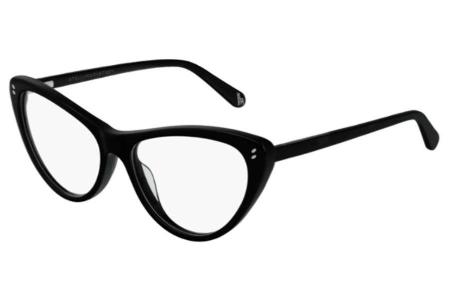 Stella McCartney SK0053O Eyeglasses in 001 Black