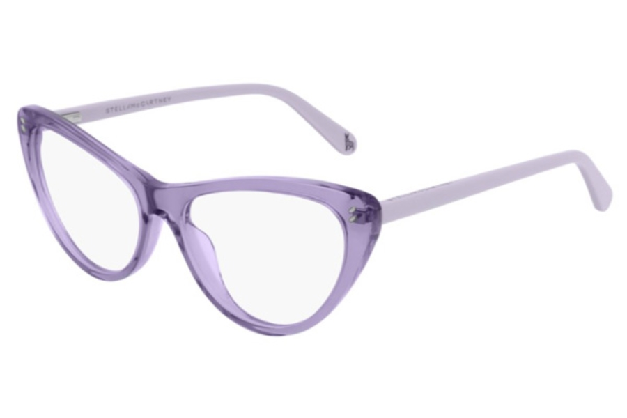 Stella McCartney SK0053O Eyeglasses in 002 Violet