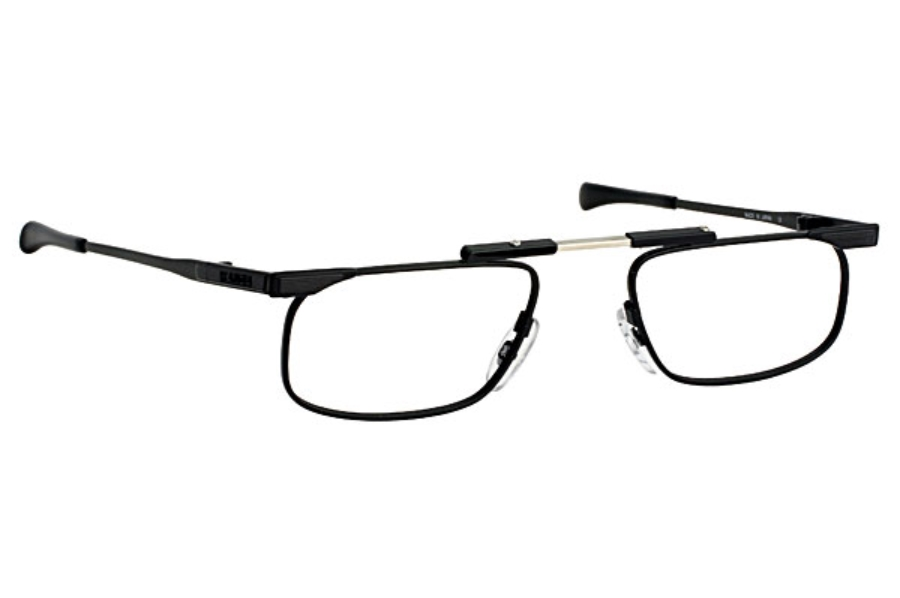 Slimfold Slimfold 3  (folding Eyewear) Eyeglasses in 04-Black