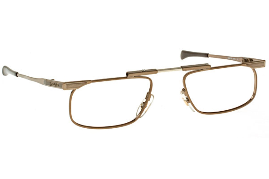 Slimfold Slimfold 3  (folding Eyewear) Eyeglasses in 02-Brown