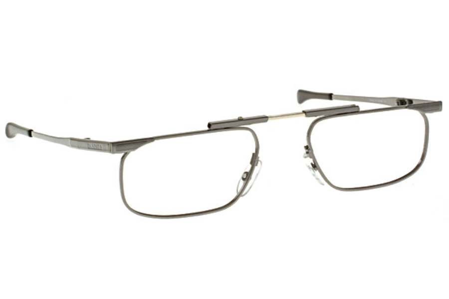 Slimfold Slimfold 5 (folding Eyewear) Eyeglasses in 05-Gunmetal
