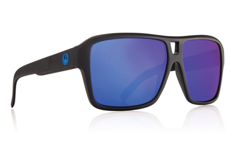 Dragon THE JAM Continued Sunglasses in MATTE H20 / BLUE ION P2