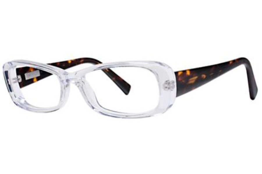 Theory TH1120 Eyeglasses in C01 Clear/Tortoise