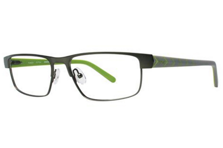 TMX by Timex Technical Eyeglasses in Olive