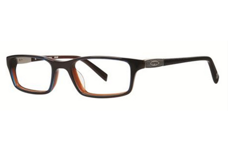 TMX by Timex Zip-line Eyeglasses in Navy