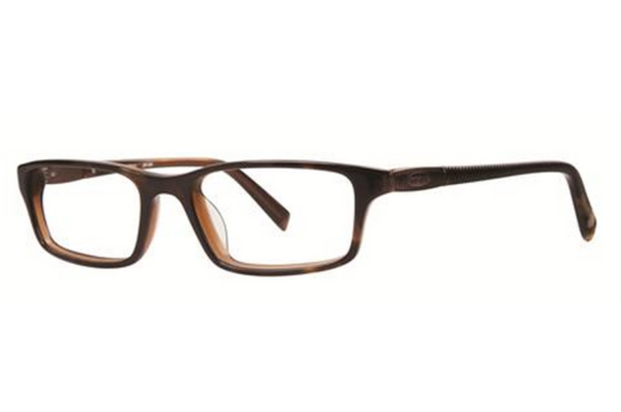 TMX by Timex Zip-line Eyeglasses in Tortoise