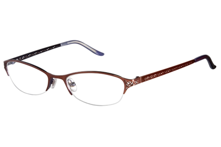 04c752caf3f Tommy Bahama TB152 Eyeglasses in MIXED BERRY ...