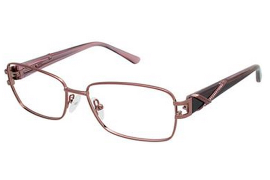 Tura R310 Eyeglasses in ROS Rose