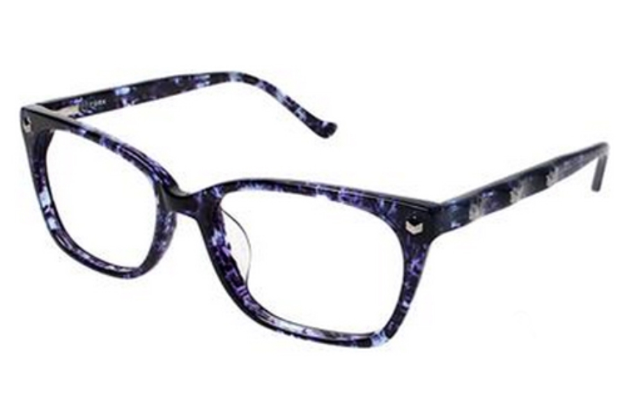 Tura R609 Eyeglasses in NAV Navy