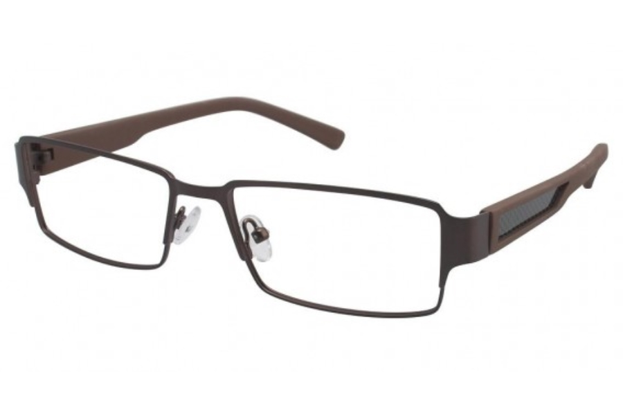 Tura T106 Eyeglasses in Brown