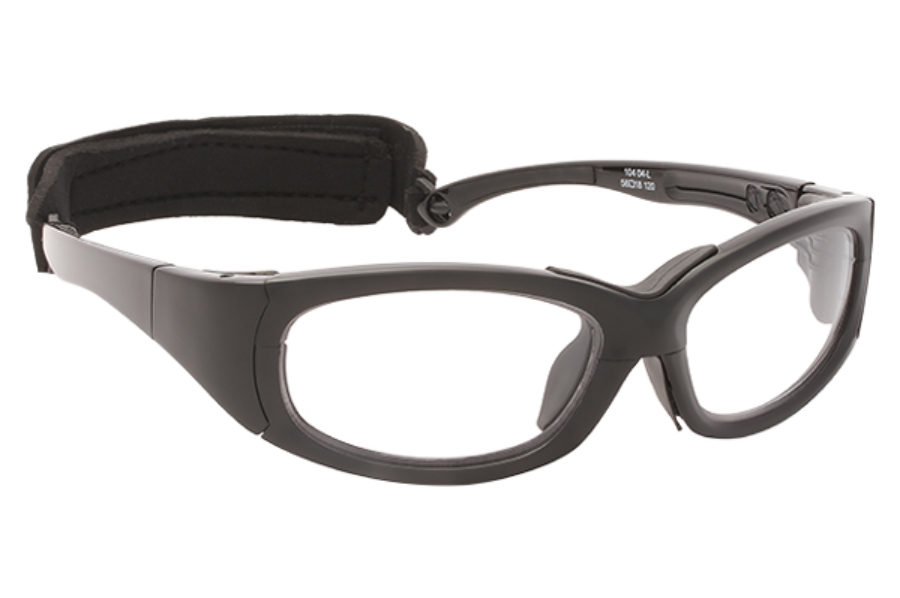 Tuscany TG 104 L Goggles in 04 Black