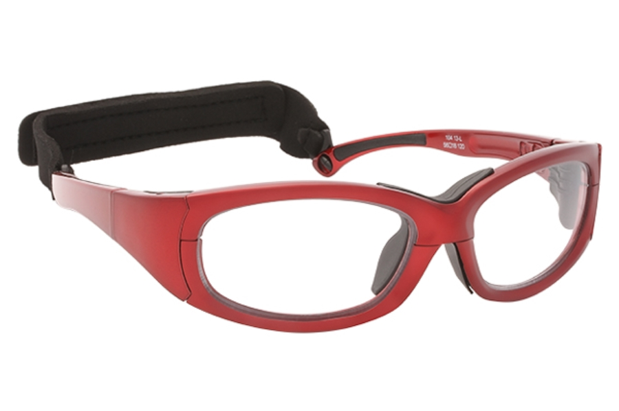 Tuscany TG 104 L Goggles in 13 Red