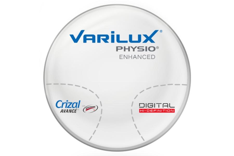e1f0f58dd19 Varilux Varilux Physio Enhanced Hi-Index 1.74 Progressive W  Crizal Avancé  AR Lenses in ...