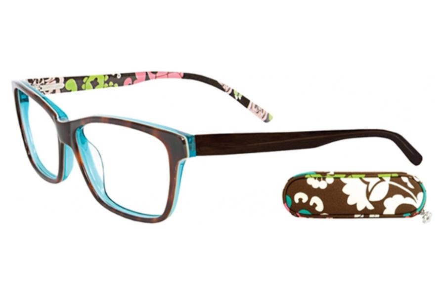 d2bd6dfc28 ... Vera Bradley VB Mariah Eyeglasses in LOA Lola ...