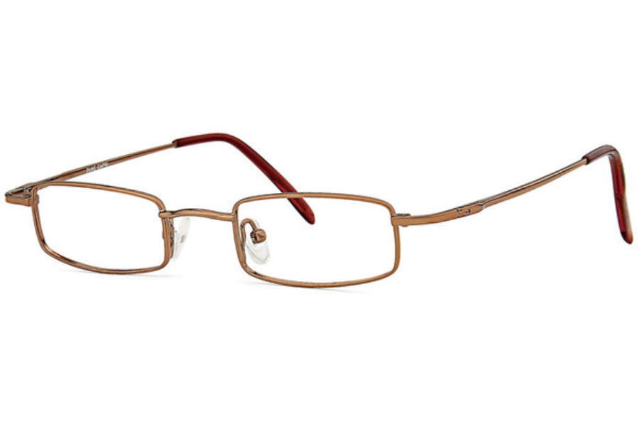 Versailles Duke Eyeglasses in Coffee